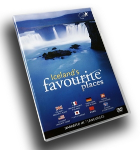 DVD Iceland's Favourite Places